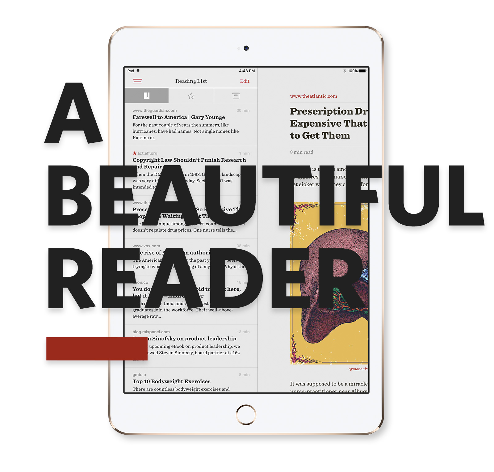 Readability for iOS